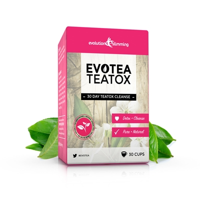 EvoTea Teatox Review, Ainekset & Side Effects
