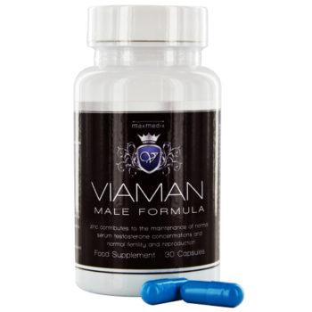 Viaman Male Formula Review: Cik droša un efektīva ir šo produktu?