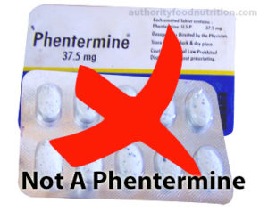 Phen375 is not phentermine